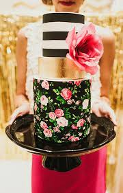 wedding cake options yes black wedding cakes exist and we found 5 options alt brides