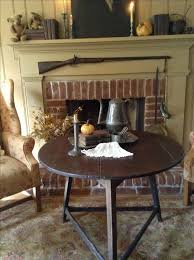 Primitive Dining Room Tables 1000 Best Primitive Colonial Rooms With Fireplaces1 Images On