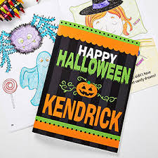 personalized halloween gifts personalizationmall com