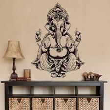 online get cheap buddha wallpaper stickers aliexpress com