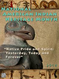 native american heritage month 2014 article the united