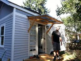 Exterior Door Awnings Custom Copper Awnings Awning Prices Bay Window Metal Roof Cost