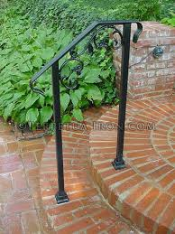 Outside Banister Railings Best 25 Outdoor Stair Railing Ideas On Pinterest Stair And Step