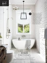 Beautiful Bathrooms Pinterest Best 25 Brick Bathroom Ideas On Pinterest Removing Textured