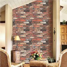brick effect wall paper
