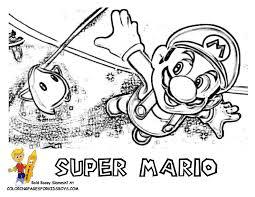 mario coloring pages print amazing super mario coloring