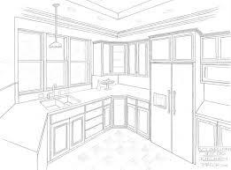 interior designing for kitchen kitchen glamorous kitchen room drawing kitchen room drawing