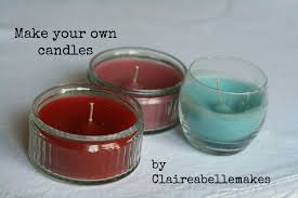 Make Candles Make Your Own Candles