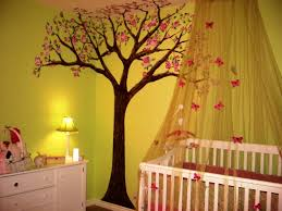 baby nursery wall murals ideas image of decals nursery wall murals