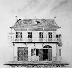 the collins c diboll vieux carré survey property info
