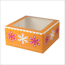 personalized pie boxes bakery boxes premium quality pink bakery packaging boxes wholesale