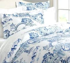 Pottery Barn Comforter Toile Quilts And Comforters I Am Loving The Darcy Toile Bedding At