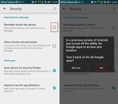android device tracker how to activate android device manager for remotely controlling