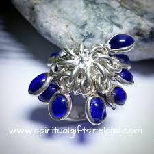 tanzanite gemstone rings images Tanzanite violet flame healing crystal gemstone ring sterling jpg