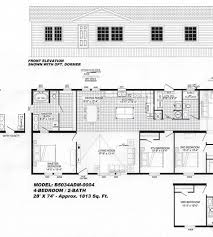 House Plans With Jack And Jill Bathroom 4 Bedroom Floorplans Modular And Manufactured Homes In Ar