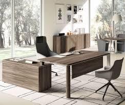 Modern Executive Desk Sets by Executive Desk Wooden Laminate Contemporary Iulio Las