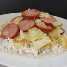 polish link sausage and cabbage recipe allrecipes com