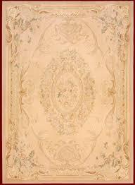 tappeto aubusson tappeto in stile a motivi in rettangolare