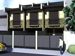 townhome designs modern townhouse design