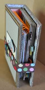 Travel album made from a cardboard box 53 ideas for diy
