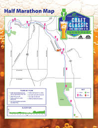 Seattle Area Code Map by Seattle Craft Classic Half Marathon U0026 5k Beer Run Craft Classic