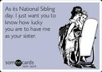 National Sibling Day Meme - pretty national sibling day meme national siblings day quotes