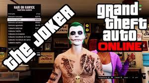 how to make the joker gta 5 dlc halloween 2015 gta v online