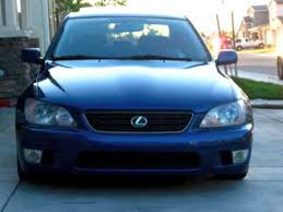 lexus is300 5 speed 2002 lexus is300 5 speed manual intensa blue pearl