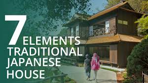 architectural design traditional japanese home youtube