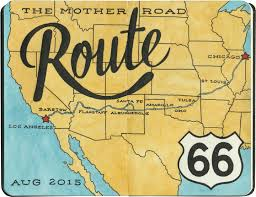 Map Route Route 66 Map Hd