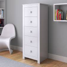 White Bedroom Tallboy Amazon Com Corliving Bmg 311 T Madison Tall Boy Chest Of Drawers