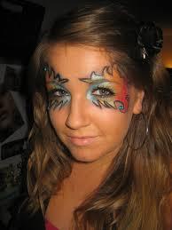 rainbow makeup mask makeup pinterest halloween rainbow