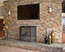 faux stone fireplace diy cpmpublishingcom
