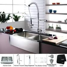kitchen sink and faucet combinations kitchen sink and faucet combo or kitchen combo series sink and