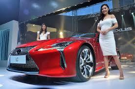 lexus malaysia used car lexus lc 500 available in malaysia autoworld com my