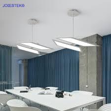 lustre pour bureau fly moderne led lustre pour salle à manger restaurant salon bureau