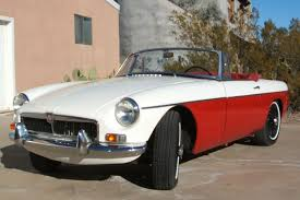 2 Tone Paint Britishv8 Forum Re What Do You Think Of A Two Tone Mgb