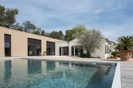 extension maison contemporaine vaison la romaine maison 1950 avec extension contemporaine bois