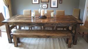 how to build dining room chairs bench wooden kitchen table with bench narrow dining table with