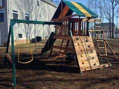 Backyard Play Systems by Big Backyard Ridgeview Assembled Playsets Pinterest Big