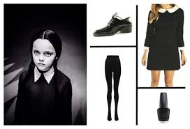 Halloween Costume Wednesday Addams Wednesday Addams Halloween Costume Shared Maysa