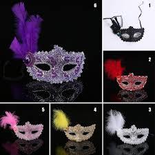 cheap masks hot cheap factory direct painting mask venetian mask side flower