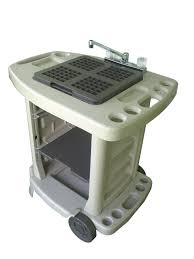 Portable Camp Kitchen With Sink Victoriaentrelassombrascom - Kitchen sink portable