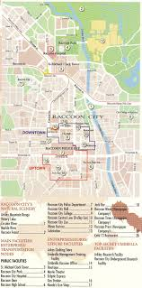 City Maps Raccoon City Map Retrogaming Pinterest City Maps Nerdy