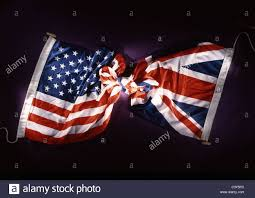 The Flag Of Usa United States Of America Stars And Stripes Flag Knotted Together