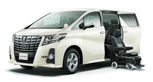 kereta vellfire toyota unveils redesigned minivans alphard and vellfire having see
