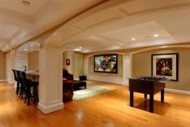 lower level renovation creates wonderful spaces for ashburn