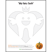 healthy halloween tips games american dental association