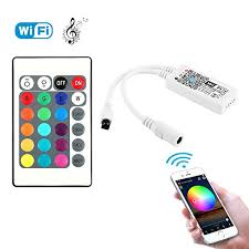 nexlux led light strip nexlux wifi wireless led smart controller working with android and