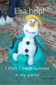 friday funny disneyside olaf meme frozen